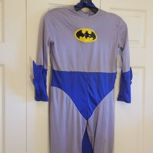 Children's Batman Costume Size Sm